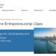 Entrepreneurship for Life Sciences and Healthcare Startups Spring Cohort 2021