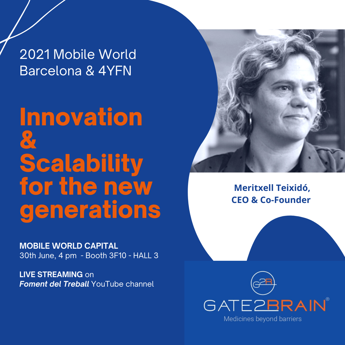 Innovation & Scalability for the new generations