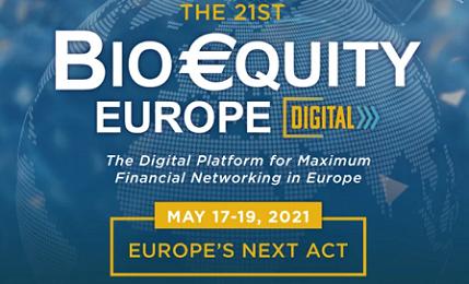 Gate2Brain will be attending Bio€quity Europe 2021