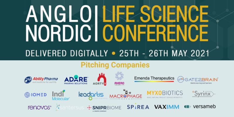 Gate2Brain selected to form the Spanish Delegation for AnglonordiScience Conference 2021